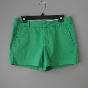 Banana Republic Green Shorts Size 8